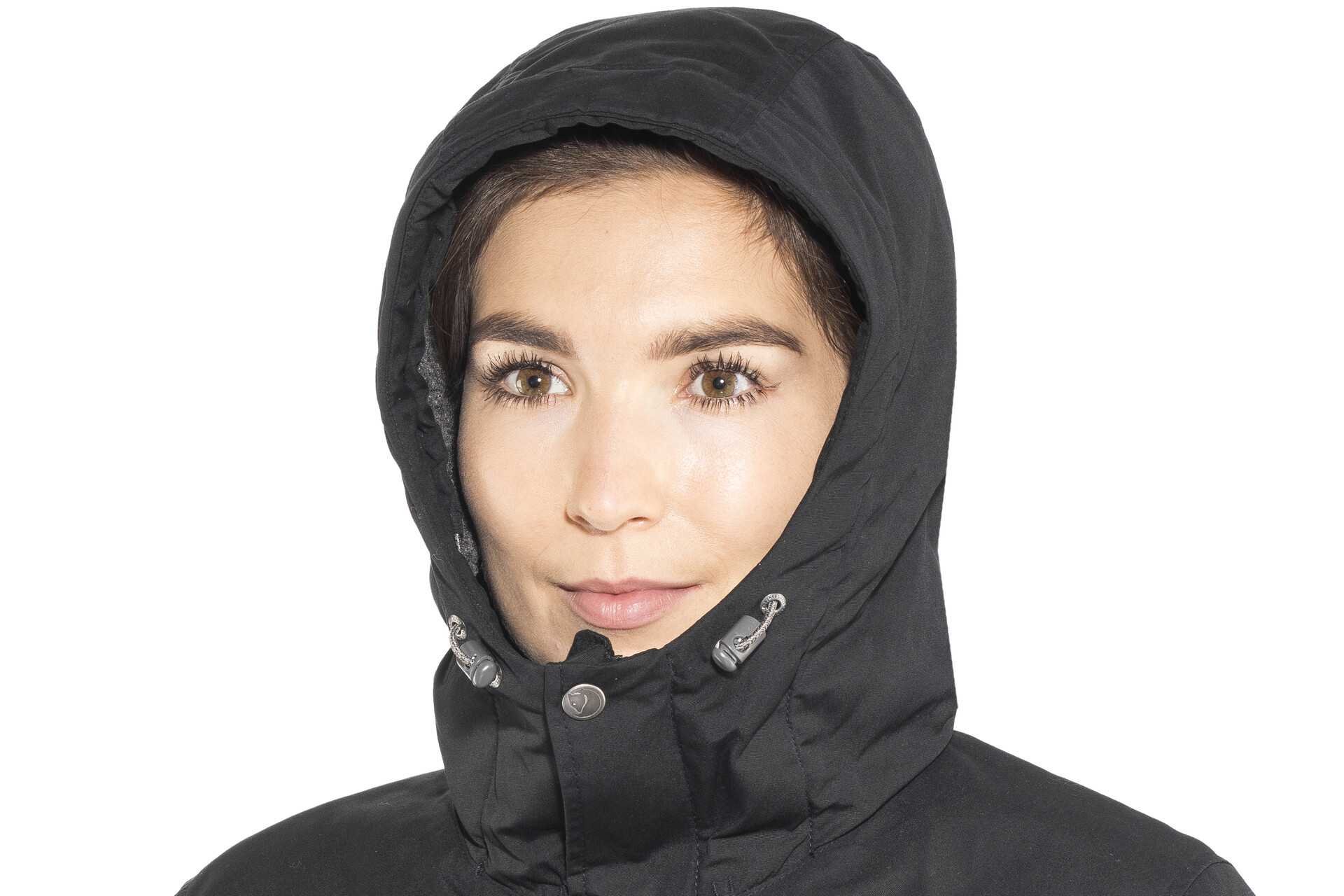 Fjällräven Greenland Hættetrøje Damer, Fog Xs 2019 Sweatshirts & Træningsjakker